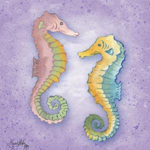 Mermaid Treasure III by Elizabeth Medley