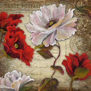 Paris Postcard I by Elizabeth Medley