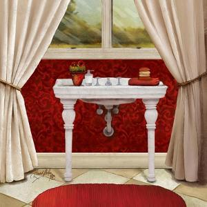 Red Bain II by Elizabeth Medley