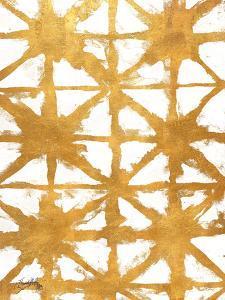 Shibori Gold IV by Elizabeth Medley