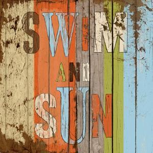 Swim and Sun by Elizabeth Medley