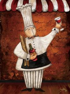 The Gourmets II by Elizabeth Medley