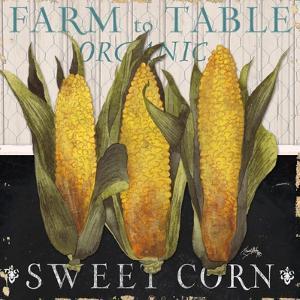 Vegetable Farm Fresh I by Elizabeth Medley