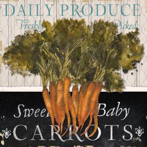 Vegetable Farm Fresh II by Elizabeth Medley