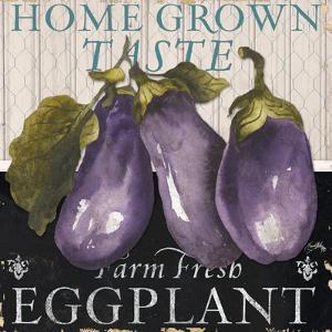 Vegetable Farm Fresh IV by Elizabeth Medley