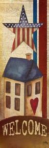 Welcome Home America I by Elizabeth Medley