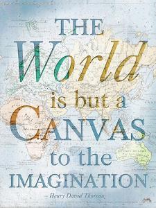 World is a Canvas by Elizabeth Medley