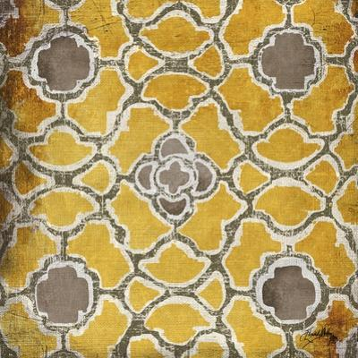 Yellow and Gray Modele I by Elizabeth Medley