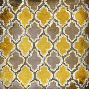 Yellow and Gray Modele II by Elizabeth Medley