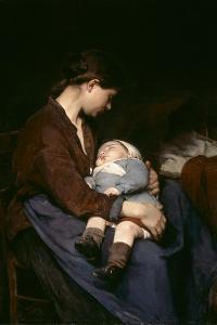 La Mere, 1888 by Elizabeth Nourse