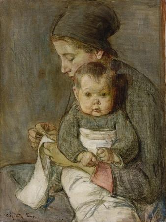 Mutter und Kind by Elizabeth Nourse
