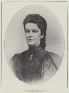 Elizabeth of Bavaria, Empress of Austria
