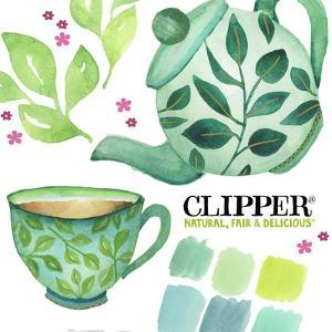 Clipper Tea by Elizabeth Rider