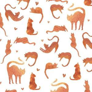 Ginger Tomcats by Elizabeth Rider