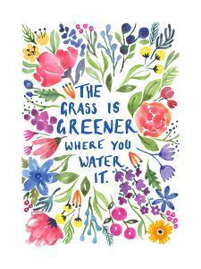 Greener Grass by Elizabeth Rider