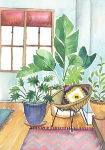 Houseplants by Elizabeth Rider