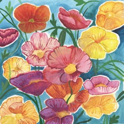 Icelandic Poppies by Elizabeth Rider