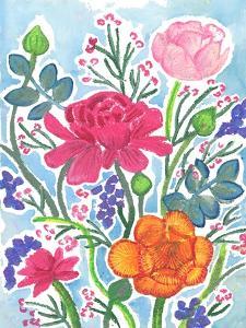 Ranunculus by Elizabeth Rider