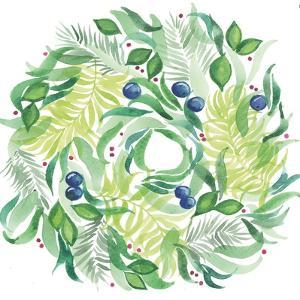 Wreath by Elizabeth Rider
