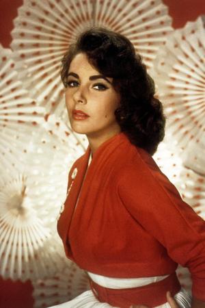 Elizabeth Taylor (Born Elizabeth Rosemond Taylor, 1932 - 2011), British-Born American Actress