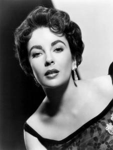 Elizabeth Taylor, Ca. 1954