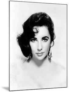 Elizabeth Taylor, Ca. Mid-1950s
