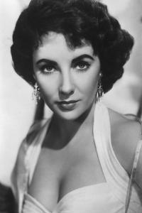 Elizabeth Taylor, English-American Actress, C1950S