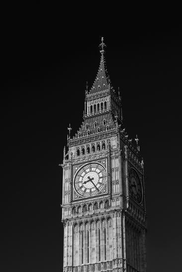 Elizabeth Tower - Big Ben-Alan Copson-Giclee Print