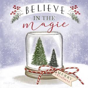 Believe in the Magic by Elizabeth Tyndall