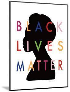 Black Lives Matter II by Elizabeth Tyndall