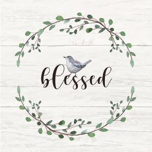 Blessed Sign by Elizabeth Tyndall