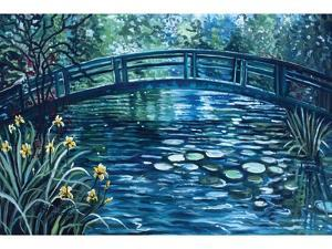 Blue Lagoon by Elizabeth Tyndall