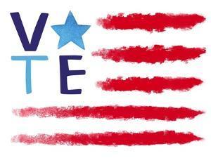 Blue Star Vote by Elizabeth Tyndall