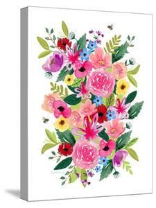 Bright Florals by Elizabeth Tyndall