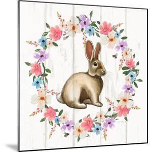 Bunny Wreath by Elizabeth Tyndall