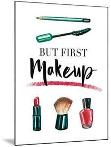 But First Makeup by Elizabeth Tyndall