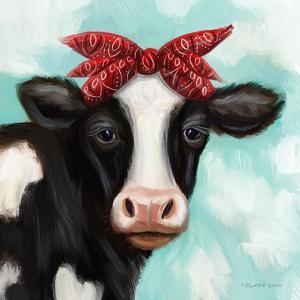 Cow Girl by Elizabeth Tyndall