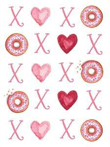 Donuts, Hearts and Hugs by Elizabeth Tyndall