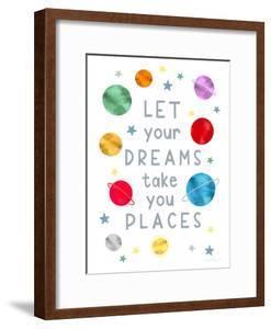 Dreams Take You Places by Elizabeth Tyndall