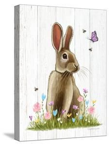 Easter Rabbit by Elizabeth Tyndall