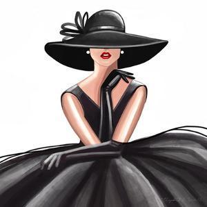 Glam Gown by Elizabeth Tyndall