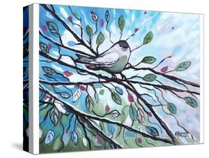 Glimmering Songbird by Elizabeth Tyndall