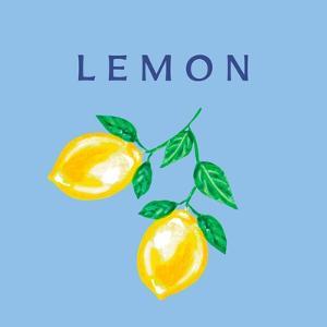 Hanging Lemons by Elizabeth Tyndall