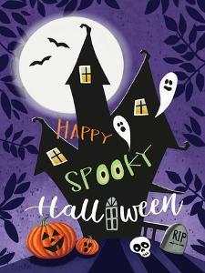 Happy Spooky by Elizabeth Tyndall