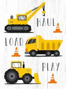 Haul, Load, Play by Elizabeth Tyndall