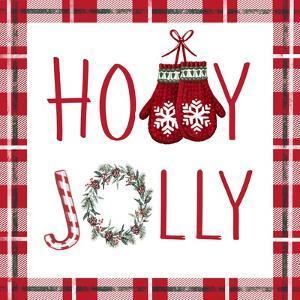 Holly Jolly by Elizabeth Tyndall