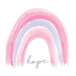 Hope Rainbow by Elizabeth Tyndall