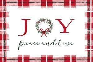Joy, Peace and Love by Elizabeth Tyndall