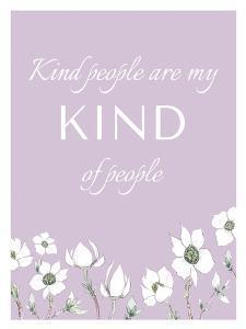Kind People by Elizabeth Tyndall