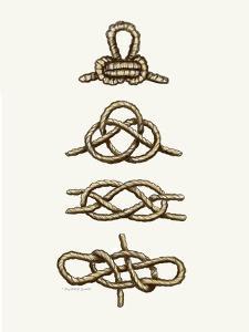 Knot So Fast II by Elizabeth Tyndall